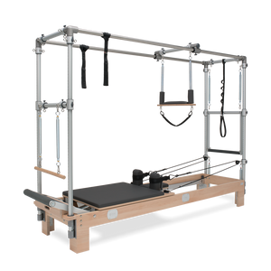 BASI SYSTEMS Pilates Cadillac-Reformer Combo - Pilates Direct