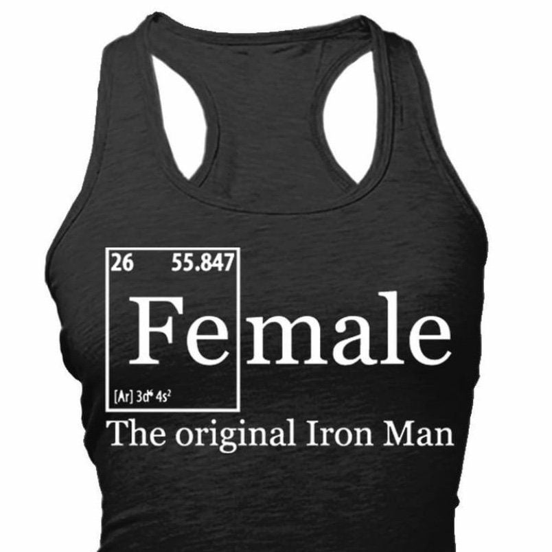 Tank: Female - The Original Iron Man - Pilates Reformers Direct