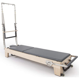 ELINA PILATES® Elite Convertible Reformer with Tower - Pilates Reformers Direct