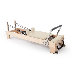 ELINA PILATES® ELITE Wood Reformer - Pilates Reformers Direct