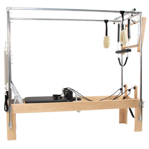 Peak Pilates Artistry™ Convertible Cadillac-Reformer - Pilates Reformers Direct