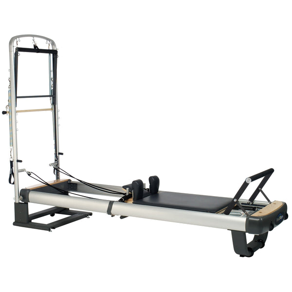 Peak PilateSystem® PPS Deluxe Foldable Reformer - Pilates Reformers Direct