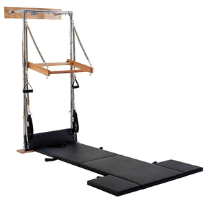 Private Pilates Premium Wall Tower - CASA Pilates Equipment