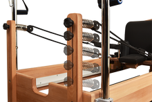 Private Pilates™ Premium Wood Cadillac-Reformer Combo Bundle - Pilates Reformers Direct