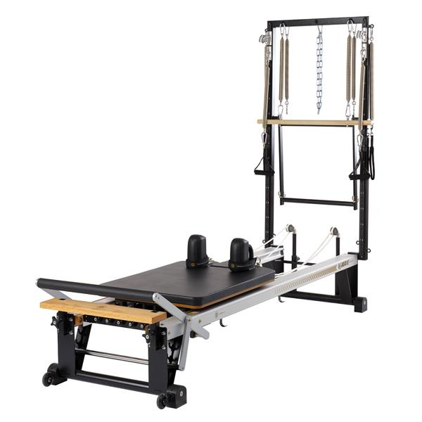 Merrithew™ V2 Max Plus Reformer with Tower and Custom Options - Pilates Reformers Direct
