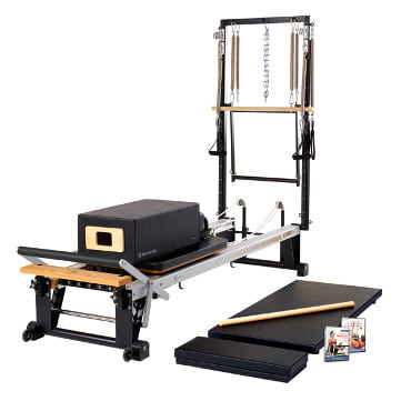 STOTT PILATES® V2 Max Plus Reformer - Pilates Reformers Direct