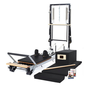 STOTT PILATES® SPX Max Plus Reformer & Bundle - Pilates Reformers Direct