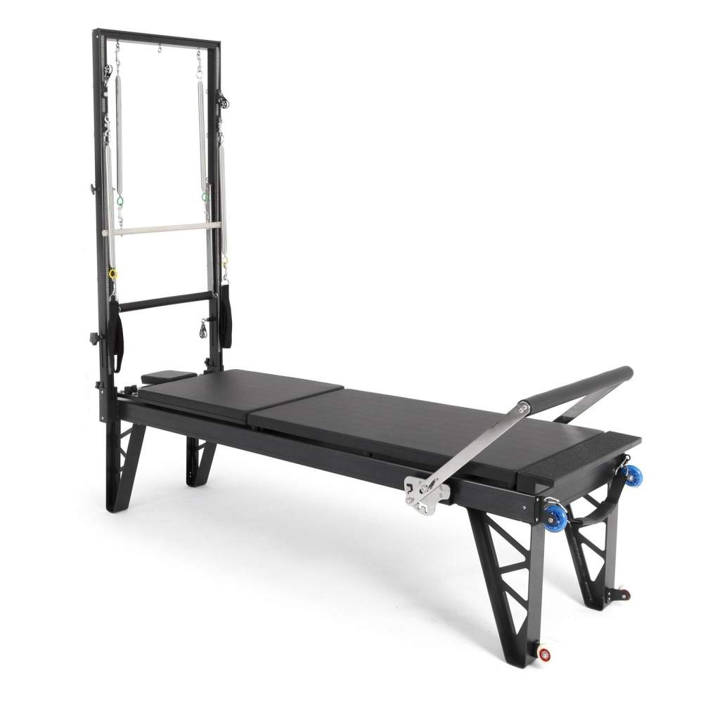 ELINA PILATES® Aluminum Reformer with Tower - Pilates Reformers Direct