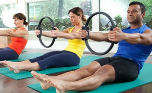 Balanced Body® Ultra-Fit Pilates Circle - Pilates Reformers Direct