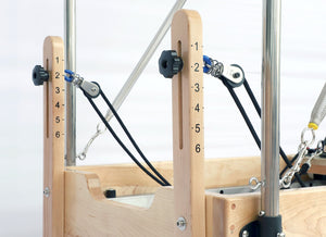 ELINA PILATES® Convertible Cadillac-Reformer - Pilates Reformers Direct