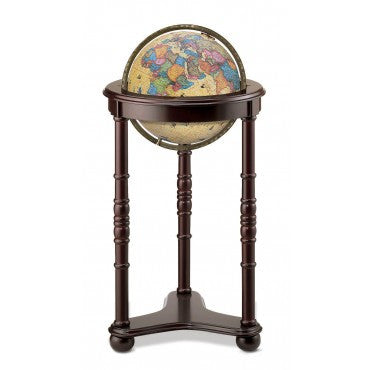 Replogle Globes Lancaster Illuminated Floor Globe
