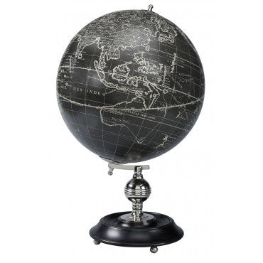 Vaugondy 1745 Noir Desk Globe