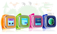 KID SMART ENGLISH WATCH TEKKIWEAR DAAM