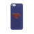 Carcasa iPhone 5 Superman Azul
