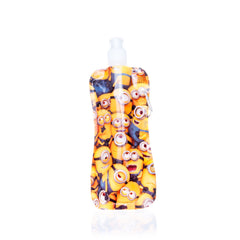 BOTELLA PLEGABLE MINIONS 450 ML