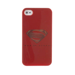 Carcasa iPhone 4/4S Superman Rojo