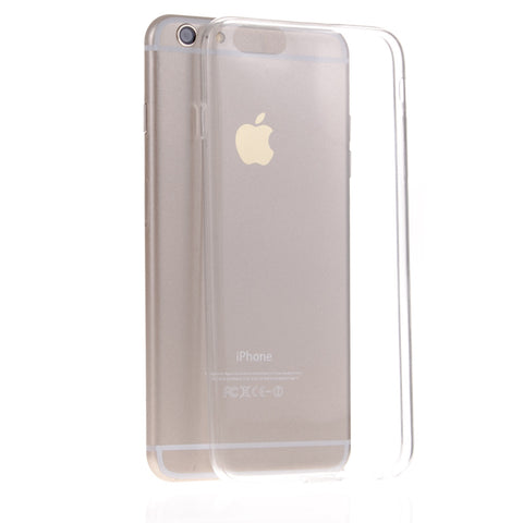FUNDA GEL TRANSPARENTE PARA IPHONE