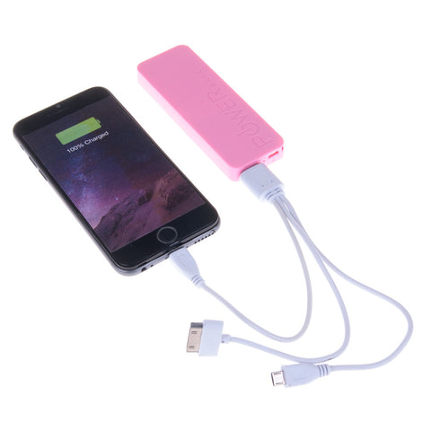 POWER BANK 5600 mAh.