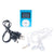 Mini MP3 pantalla + micro SD 8GB CL4 Blue