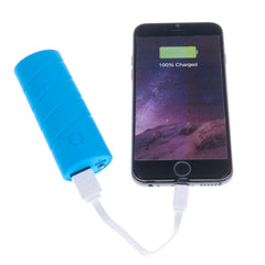 MINI POWERBANK 2800mAh + LUZ