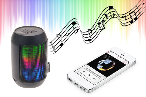 ALTAVOZ BLUETOOTH CON LUCES