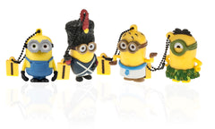 PENDRIVE 8GB MINIONS