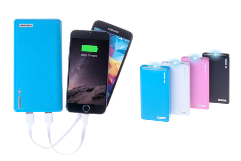 POWERBANK 18200mAh LINTERNA
