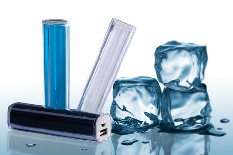 POWERBANK 2600mAh CRISTAL