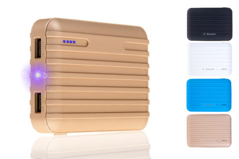 POWERBANK 10400mAh DOBLE USB