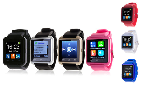 SMARTWATCH MULTIFUNCIÓN BLUETOOTH