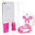 Pack super iPhone 4/4S Rosa