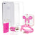 Pack super iPhone 5/5S Rosa
