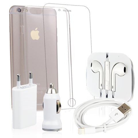 Pack super iPhone 6 Plus Blanco