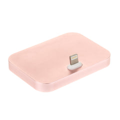 BASE DE CARGA PARA iPHONE LIGHTNING 8 PINS