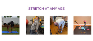 stretch at any age with ShapeStretch by MyStretchBar