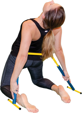 Kneeling arch extension
