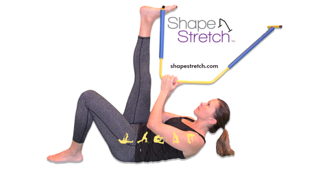 Shape stretch positions