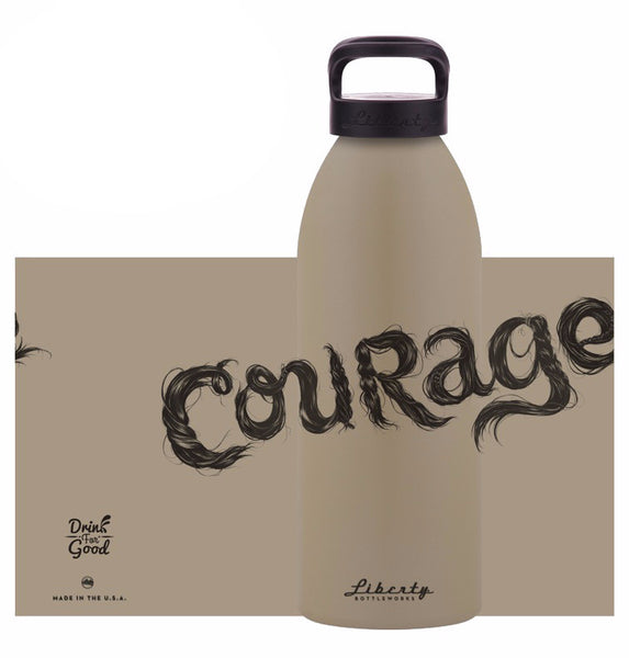 Drink For Good - Cancer Bottle - Reusable Water Bottle