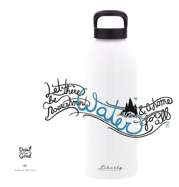 Drink For Good - Water Bottle - Reusable Water Bottle