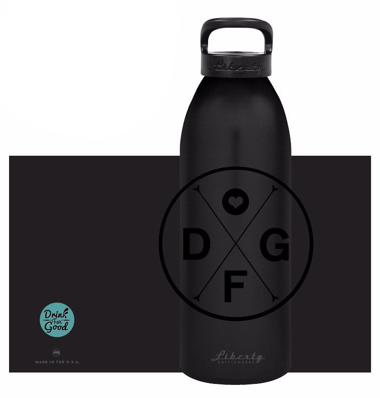 Drink For Good - Equality Bottle - Reusable Water Bottle