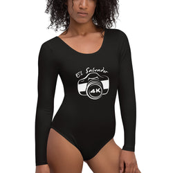 El Salvador 4K Long Sleeve Bodysuit SV18870