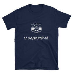 El Salvador 4K Simple Unisex T-Shirt SV07486