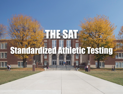 Standardized Athletic Testing (S.A.T) - School Fundraiser