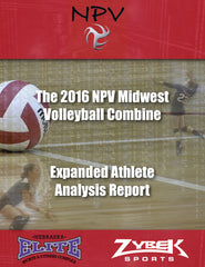 NPV Expanded Athlete Analysis Report