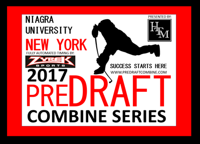Pre Draft Combine - Niagara - Expanded Athlete Assessment