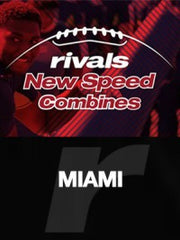 Rivals New Speed Combine - Miami - Expanded Athlete Assessment