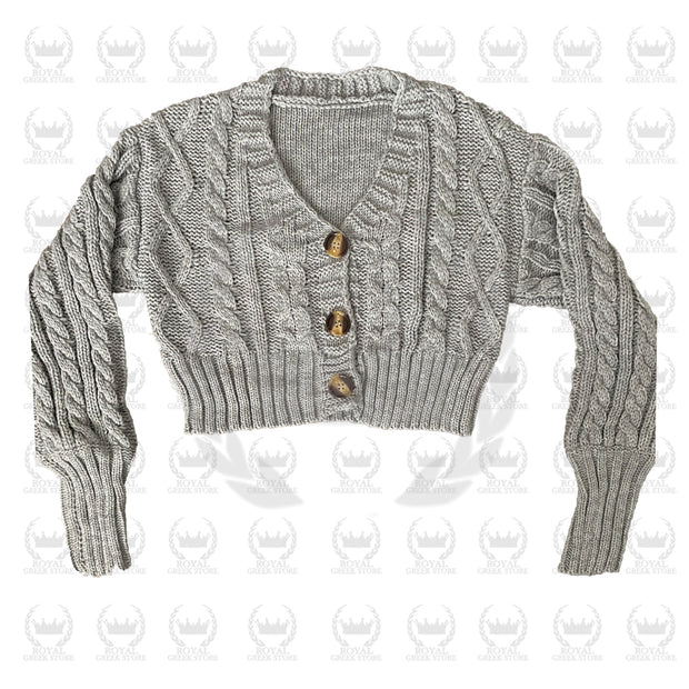 Cropped Cardigan - Limited Edition