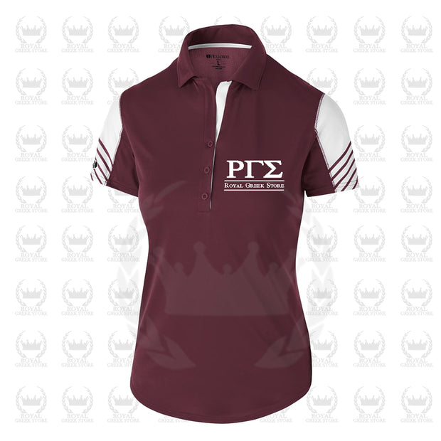 Ladies Diamond Polo