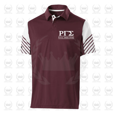 Men's Diamond Polo