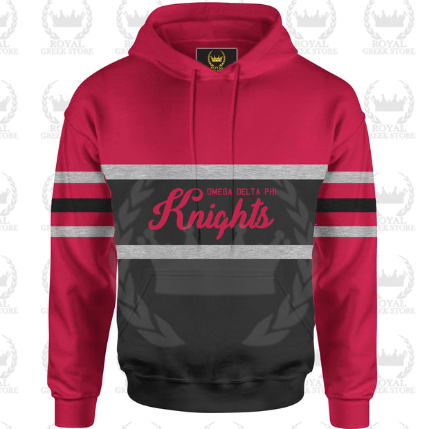 Omega Delta Phi Olympian Hoodie